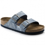 Birkenstock, Arizona BS Jeans Washed Out Blue