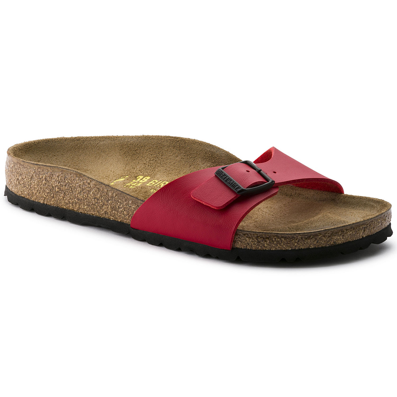 Birkenstock, Madrid red
