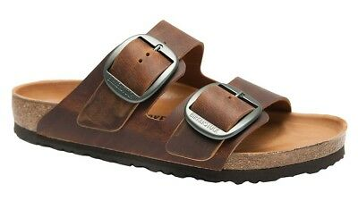 Birkenstock, Arizona, Big Buckle Cognac